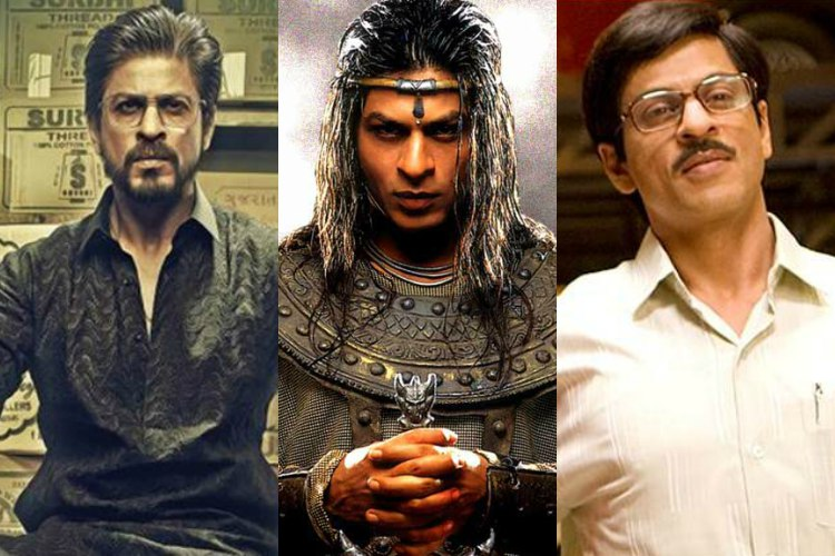 SRK @ 52: 7 hairstyles that only King Khan can pull off