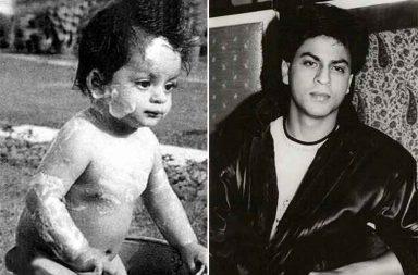 Shah Rukh Khan old pic