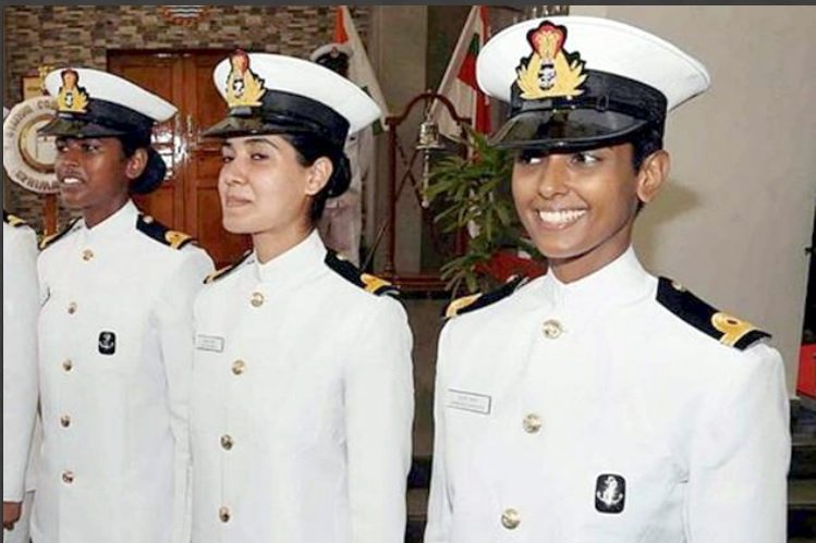 Shubhangi Swaroop becomes first woman to be inducted as a pilot in Indian Navy