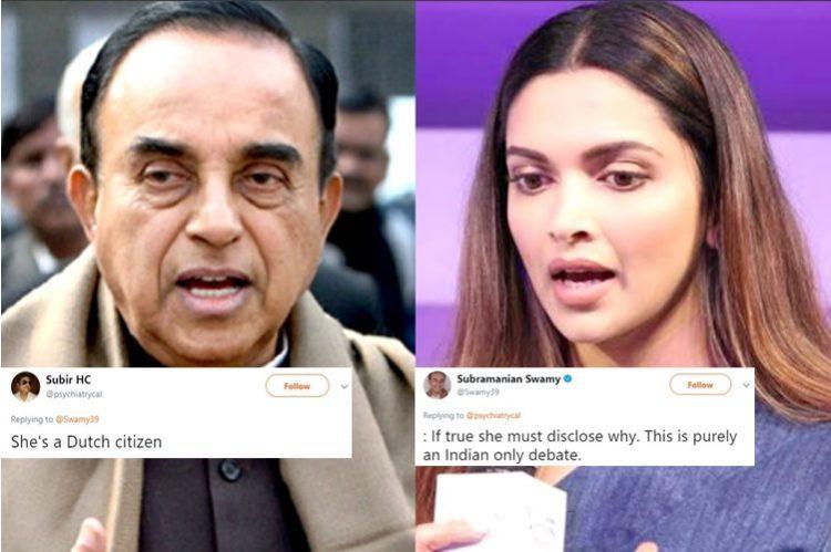 Deepika Padukone's 'regressive' comment triggers a ...