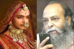 "Why this BJP leader doubled the bounty on Deepika Padukone's head despite being a ""big fan"""