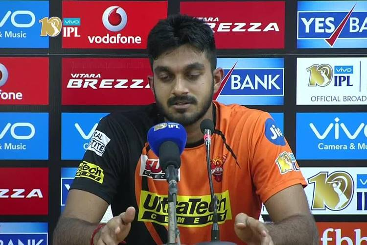 Sunrisers Hyderabad player Vijay Shankar gets maiden Test call-up