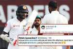 Mahela Jayawardene lauds Niroshan Dickwella's antics on Day 5, gets perfect reply from Virat Kohli – READ
