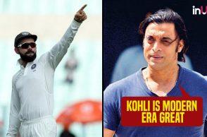 Virat Kohli can play until 44, will break Sachin Tendulkar's record of 100 hundreds: Shoaib Akhtar