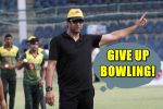 Wasim Akram wants ICC's ODI No.1 all-rounder Mohammad Hafeez to give up bowling, here's why!