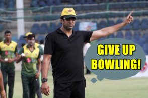 Wasim Akram, Wasim Akram interview, Mohammad Hafeez ban, Mohammad Hafeez bowling ban, ICC ban Hafeez, illegal bowling action, Hafeez-Akram