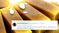 Mysore Pak 'controversy': How India's leading media houses fell for a photoshopped pic