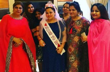 Bharti Singh bridal shower pic