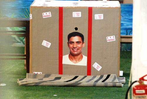 Big Box task in Bigg Boss