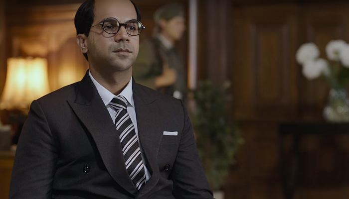 Rajkummar Rao in Bose: Dead/Alive