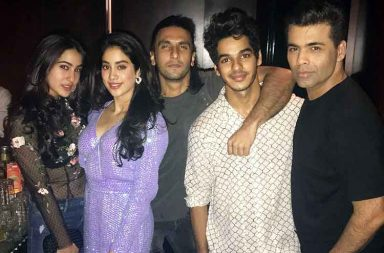 INSIDE photos from Deepika Padukone's Padmavati party