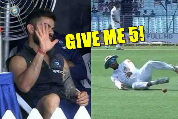 India lose '5 runs' as Umpire commits mistake, ignores ICC rule. Virat Kohli fumes in anger! — WATCH
