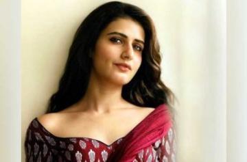 Fatima Sana Shaikh insta pic