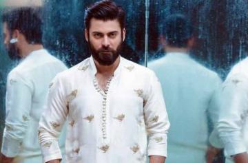 Fawad Khan latest photoshoot