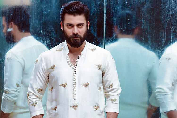 Fawad Khan latest photoshoot