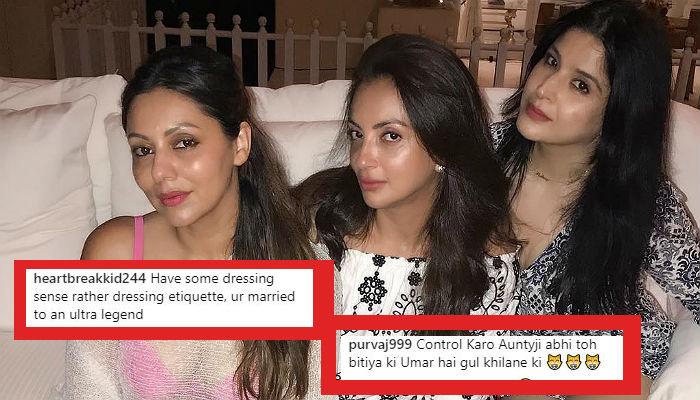 a3c1b7206c9 Misogyny 101  Gauri Khan trolled for not dressing her age
