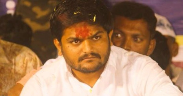 Hardik Patel has a poetic response for BJP and we are loving it!