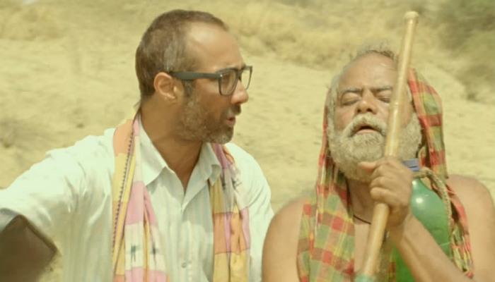 Sanjay Mishra, Ranvir Shorey in Kadvi Hawa