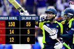 Kamran Akmal, Salman Butt share record-breaking opening partnership in T20 cricket — WATCH