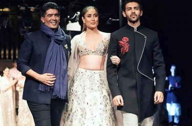 Kareena kapoor fashion show pic
