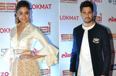Celebs at Lokmat Maharashtra's Most Stylish Awards 2017