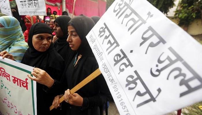 Narendra Modi government might introduce bill to end instant TripleTalaq