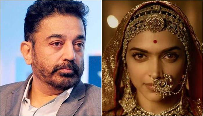'Want Deepika's head saved': Kamal Haasan reacts to death threats to Padmavati actor