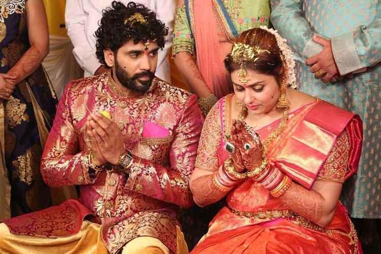 Namitha-Veerandra Chowdhary weddingpics