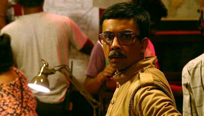 Naveen Kasturia in Bose: Dead/Alive