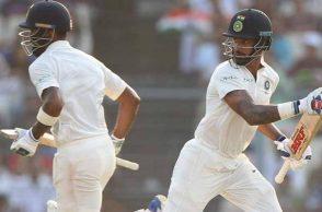 India vs Sri Lanka 1st Test day 4