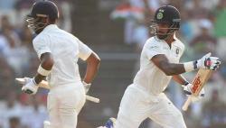 India vs Sri Lanka 1st Test, Day 4 Highlights: Dhawan-Rahul help India take 49-run lead, IND - 171/1