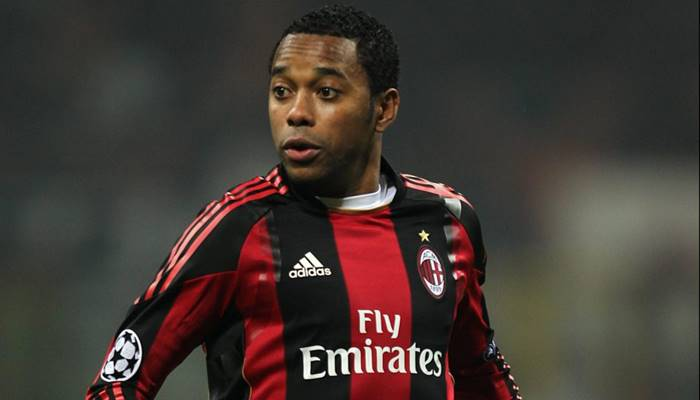 Brazil footballer Robinho sentenced to 9-year imprisonment for a gang rape in Italy