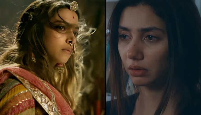 How Deepika Padukone and Mahira Khan are fighting the same battle in India and Pakistan