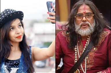 Dhinchak Pooja and Swami Om