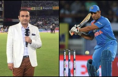 Virender Sehwag shuts up MS Dhoni haters, says he is important in T20Is