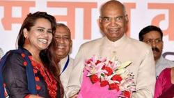 Here's why President Ram Nath Kovind's air hostess daughter was moved to ground duties by Air India