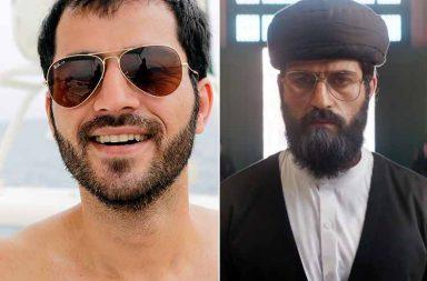 Meet Sajjad Delafrooz, the actor who plays the villain in Tiger Zinda Hai