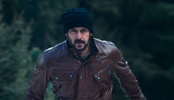Salman Khan in Tiger Zinda Hai | Photo created for InUth.com