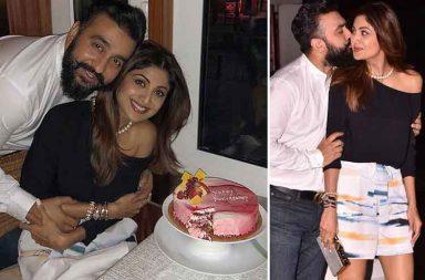 Shilpa Shetty-Raj Kundra wedding anniversary celebrations