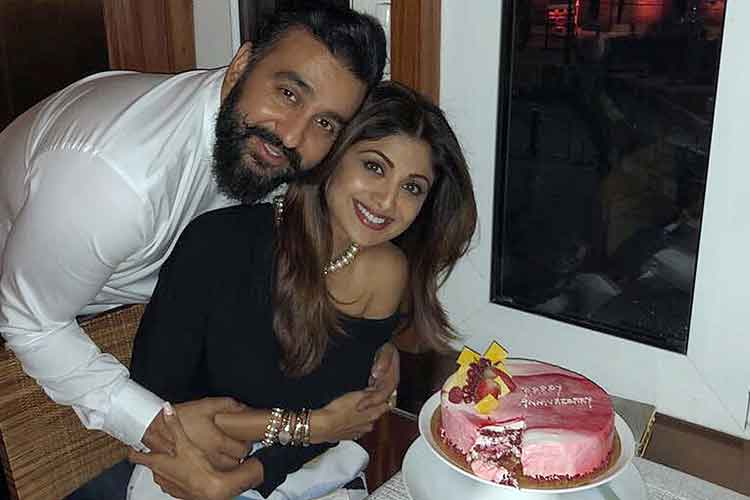 Shilpa Shetty-Raj Kundra wedding anniversary celebrations