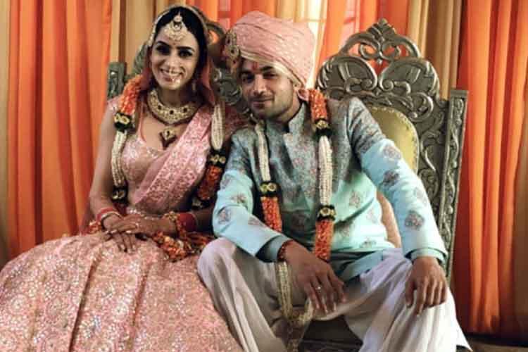 Smriti Khanna-Gautam Gupta Weddingpics