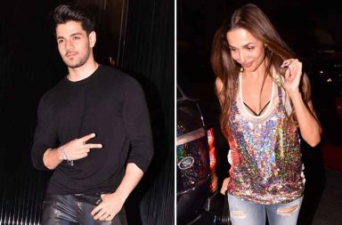 Celebs attend Sooraj Pancholi's birthday party