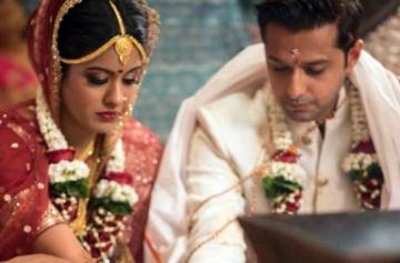 Ishita Dutta and Vatsal Sheth's wedding pics