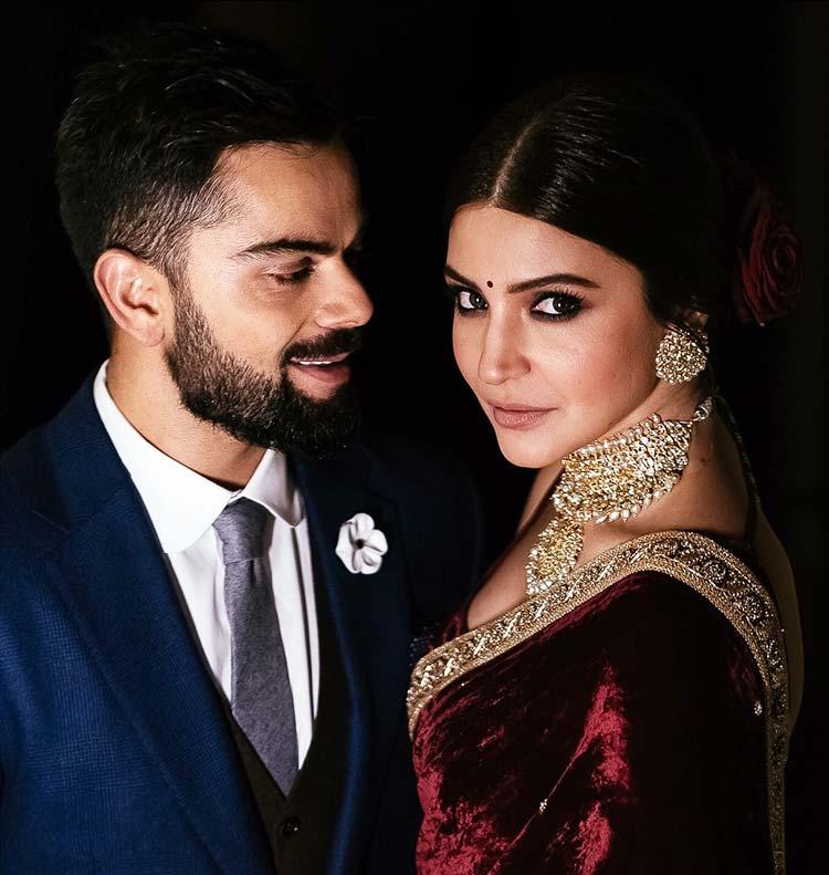 Anushka Sharma and Virat Kohli snapped post their engagement in Tuscany