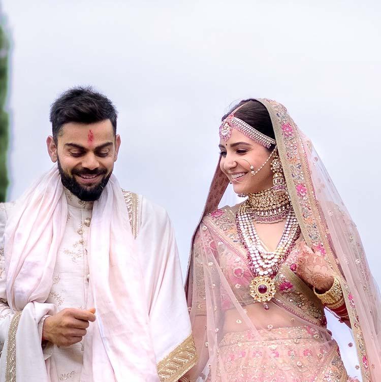 Anushka Sharma And Virat Kohli Snapped Post Their
