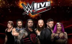 WWE Live India Tour 2017: Watch Live Coverage on Sony Ten 1 & Live Streaming on Sony LIV