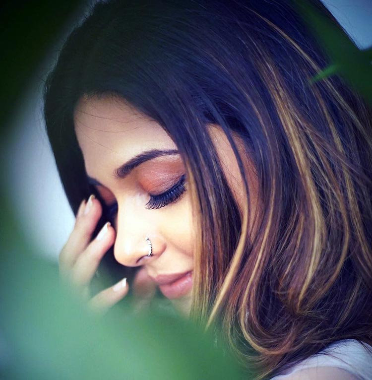 Jennifer Winget announces the news of her new show on Instagram