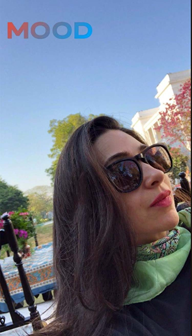 Karisma Kapoor is enjoying the birthday week of nephew Taimur