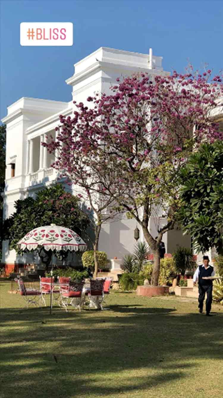 Pataudi palace is all set to host Taimur's first birthday