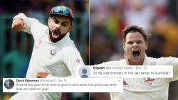 Virat Kohli vs Steven Smith: Michael Vaughan's tweet has made way for a new debate!